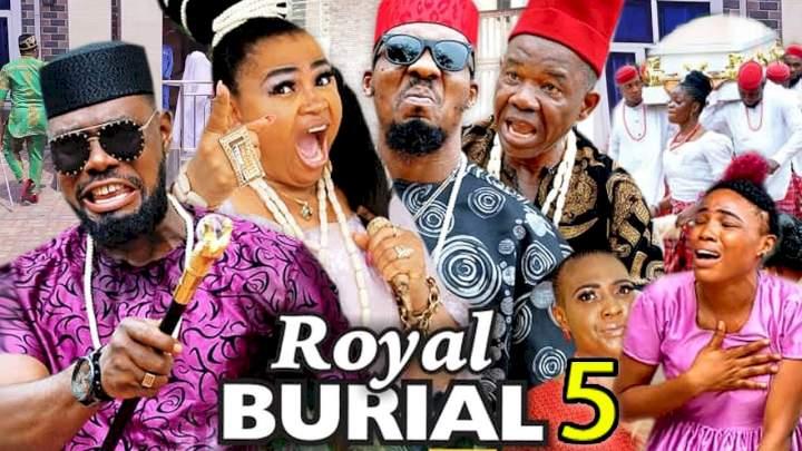 Royal Burial (2021) Part 5