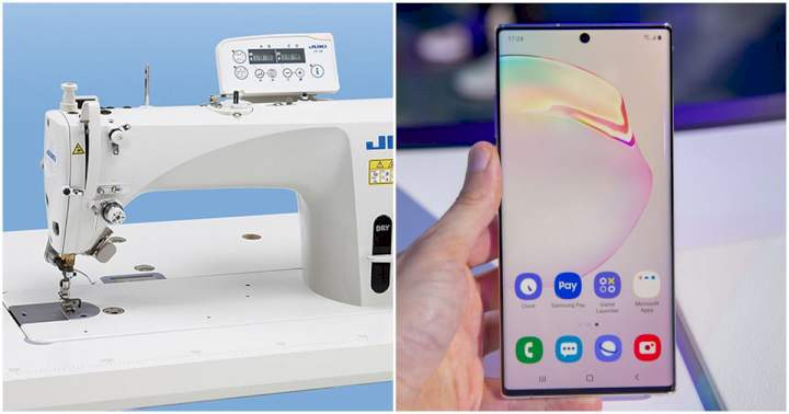 Man narrates how a girl he bought a sewing machine for, sold it to buy a phone
