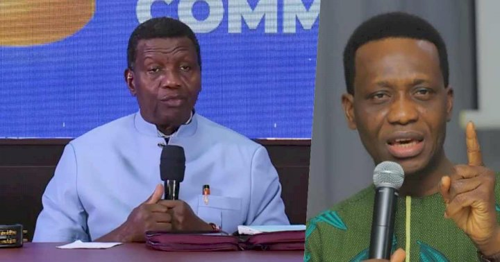 Olusegun Bamgbose explains why God did not reveal death of Dare to his father, Pastor Adeboye