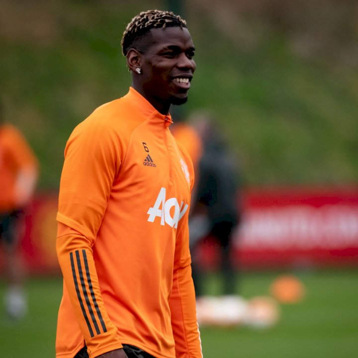Champions League: Pogba names two players who are 'the future of football'