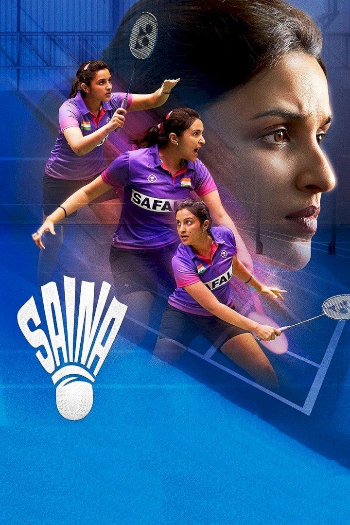 Saina (2021) [Indian]