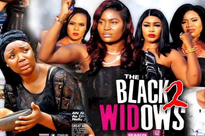 The Black Widows (2021) Part 2