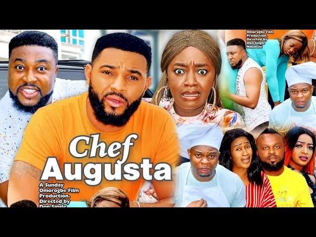 Chef Augusta (2021) Part 3
