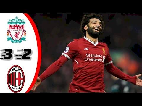Liverpool 3 - 2 AC Milan (Sep-15-2021) UEFA Champions League Highlights