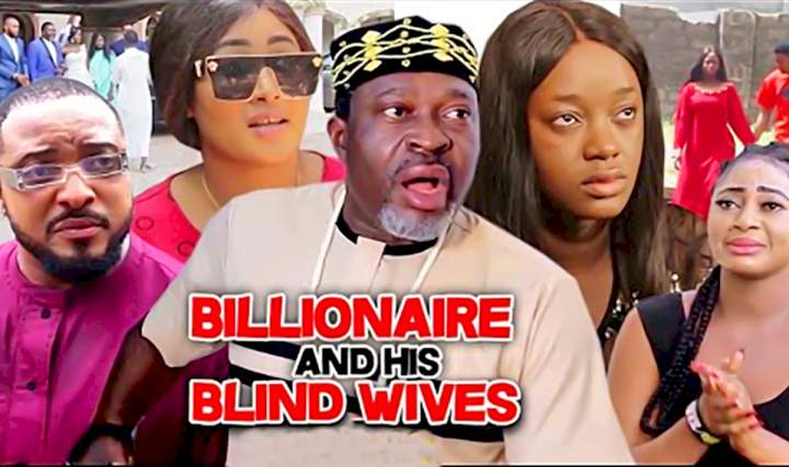 Billionaire and His Blind Wives (2021)