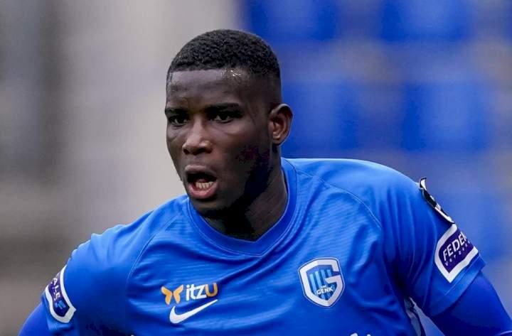 Arsenal set to sign Super Eagles striker, Paul Onuachu