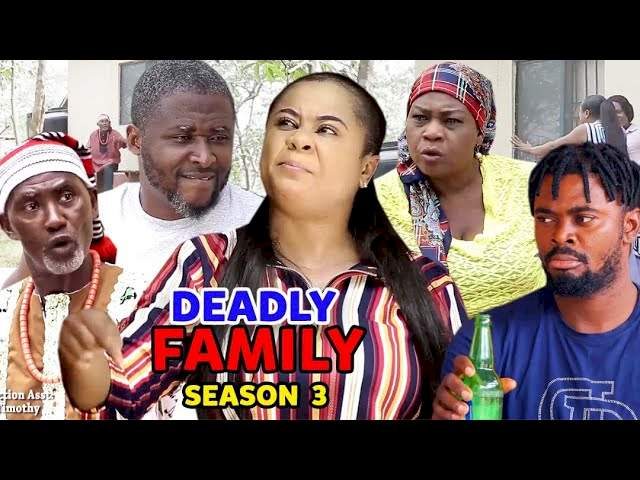 Deadly Family (2021) (Part 3 & 4)