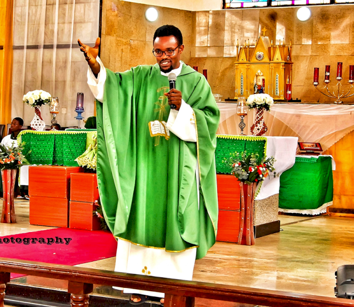 """Prophet Odumeje is not a Christian, but a clown"" – Catholic Priest, Fr. Kelvin Ugwu says"