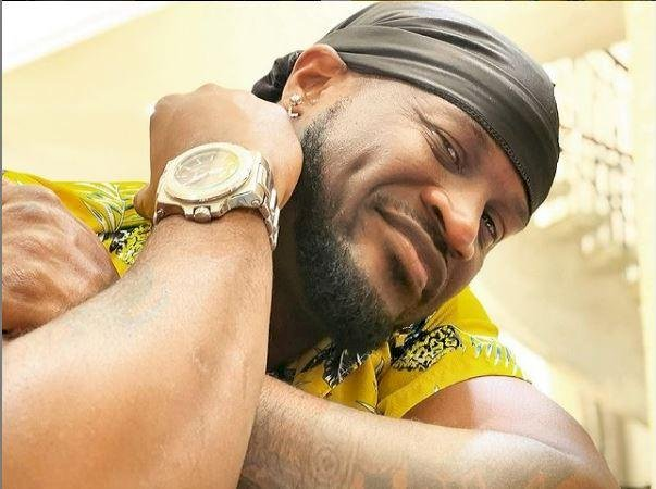 """""""No come get high BP for person matter"""" – Peter Okoye replies troll who said nobody would stream his song"""