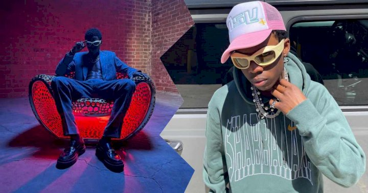 """""""You're all childish, I earned my money"""" - Rema rants at length on his birthday"""