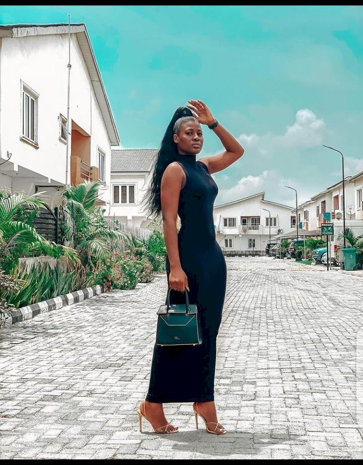 """""""Who trained these stupid excuses for men"""" – Alex Unusual reacts to viral video of a girl being slapped by her boyfriend for cheating"""