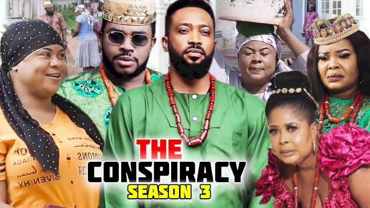 The Conspiracy (2021) Part 3