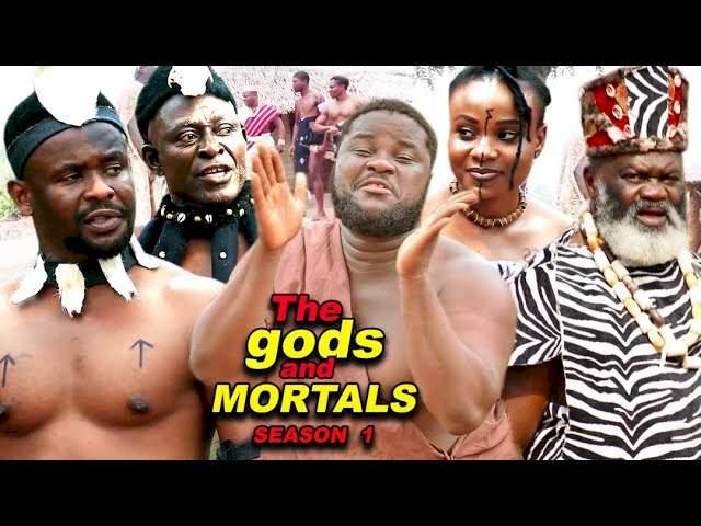 The gods and Mortals (2021) Part 1