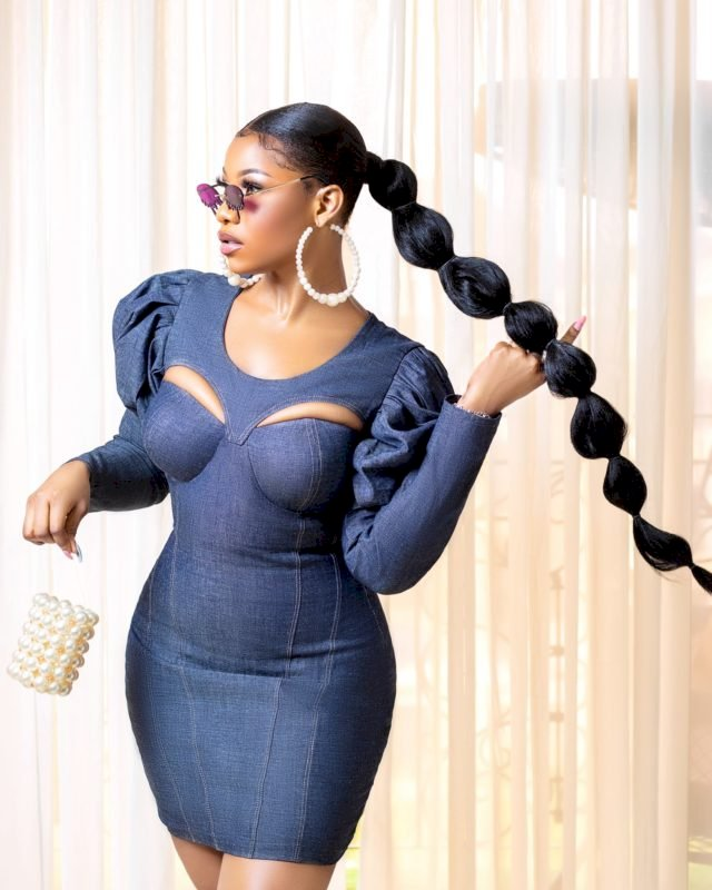 Ladies, stop giving men the leverage to treat you like trash – Tacha