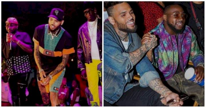 """""""Back and stronger"""" - Nigerians react as Davido releases new music video ft Chris Brown and Young Thug"""