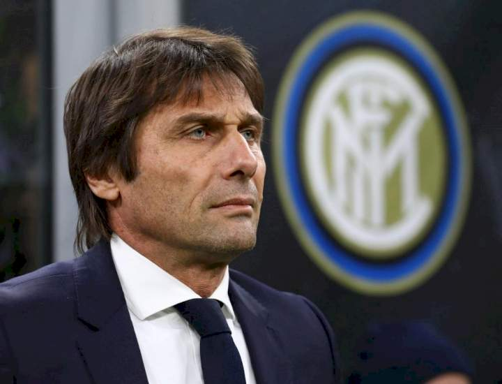 EPL: Conte gives Tottenham conditions to replace Mourinho