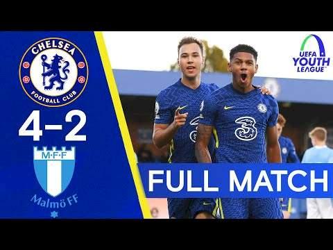 Chelsea 4 - 0 Malmo FF (Oct-20-2021) UEFA Champions League Highlights