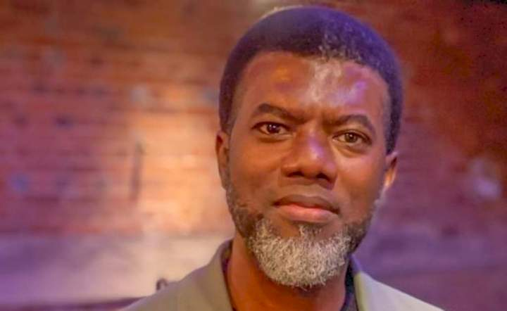 """""""Think twice before rejecting a guy because he can't afford your wig"""" - Reno Omokri to single ladies"""