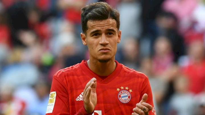 Arsenal gives condition to sign Coutinho from Barcelona