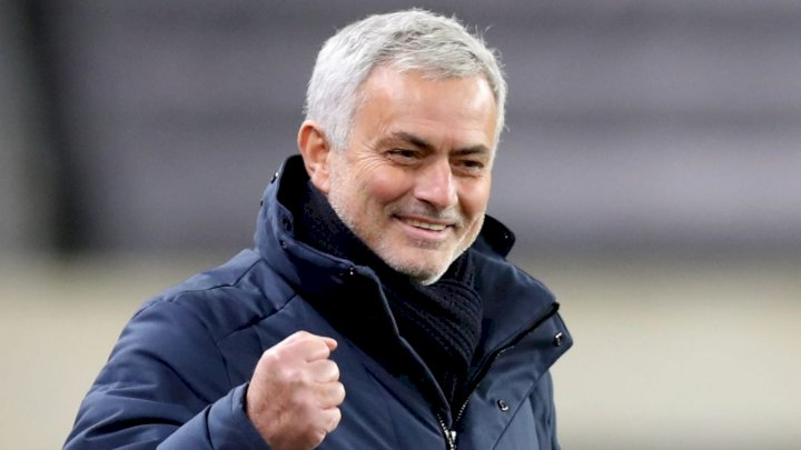 Mourinho reveals who convinced him to join Roma