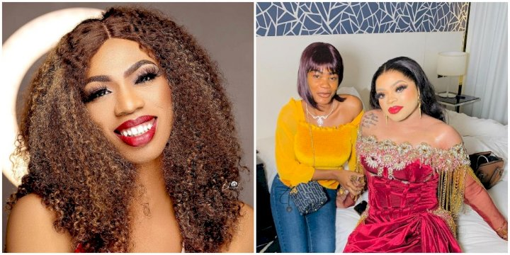 """Everyday for thief, one for the owner"" - James Brown mocks Bobrisky over rift with Ivorian PA (Video)"