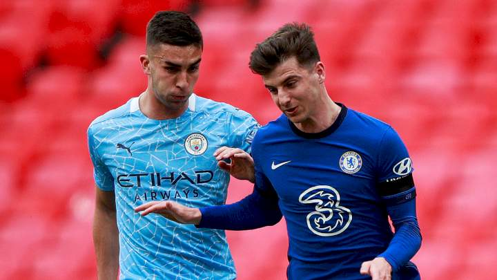 Champions League Final: Vital stats for Chelsea FC and Man City