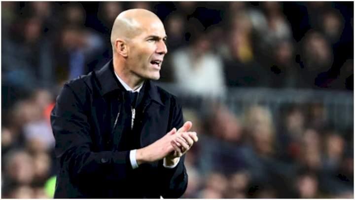 Zidane's next job revealed