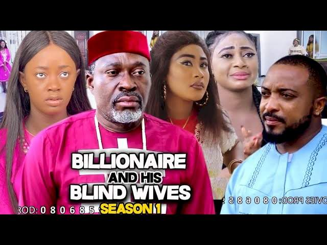 Billionaire and His Blind Wives (2021) Part 1