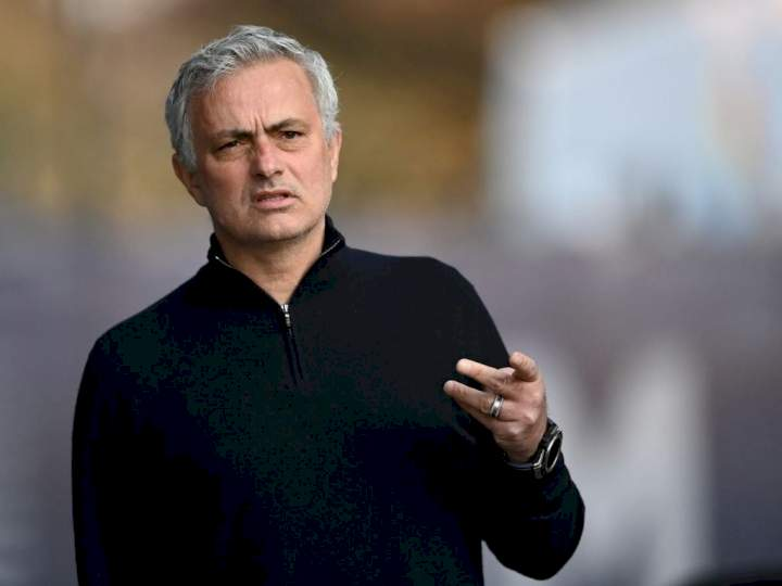 Mourinho names best player at Euro 2020