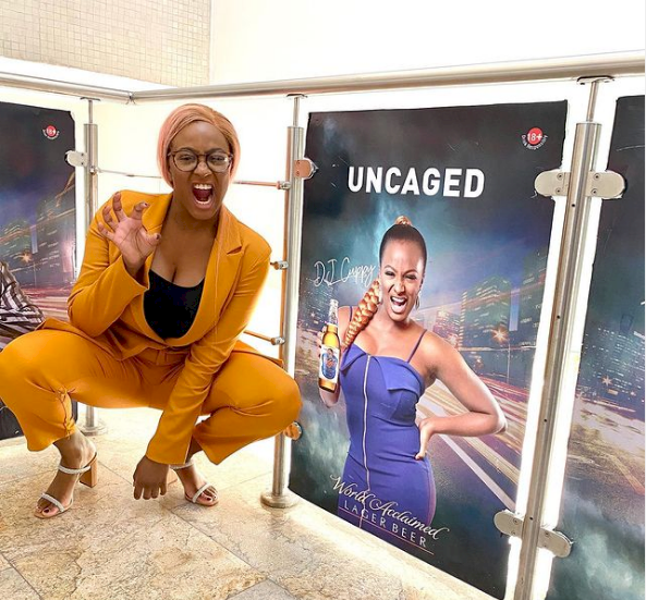 """""""My rejection rate is very high, but I'm used to it"""" – DJ Cuppy speaks amid troll"""