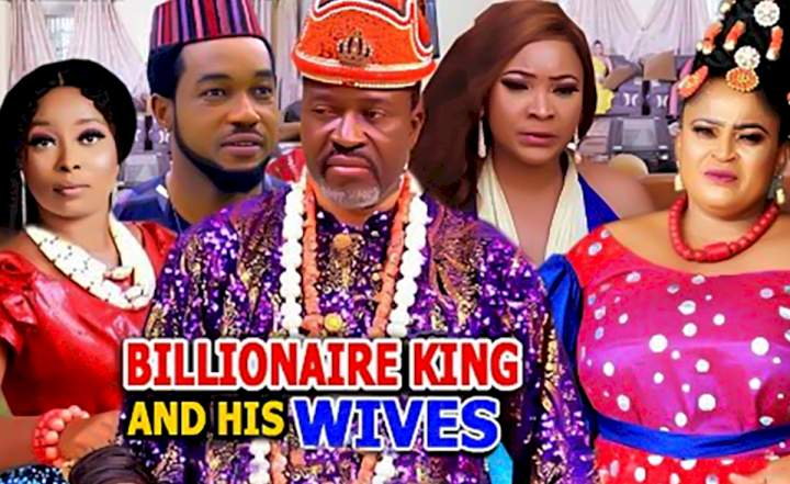 Billionaire King and His Wives (2021)