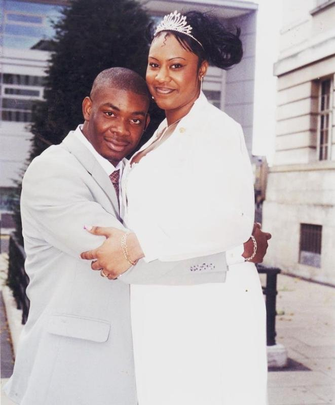 DonJazzy reacts after his ex-wife, Michelle sent message to him