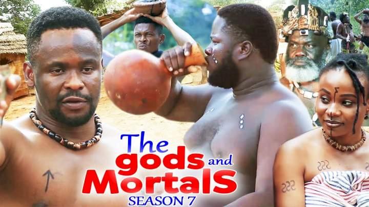 The gods and Mortals (2021) Part 7