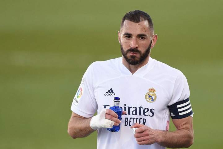 Ballon d'Or: Real Madrid's Benzema opens up on desire to win