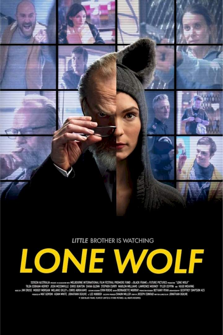 Lone Wolf (2021) | Mp4 DOWNLOAD – NetNaija Movies