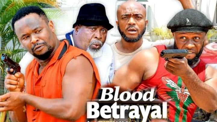 Blood Betrayal (2021)