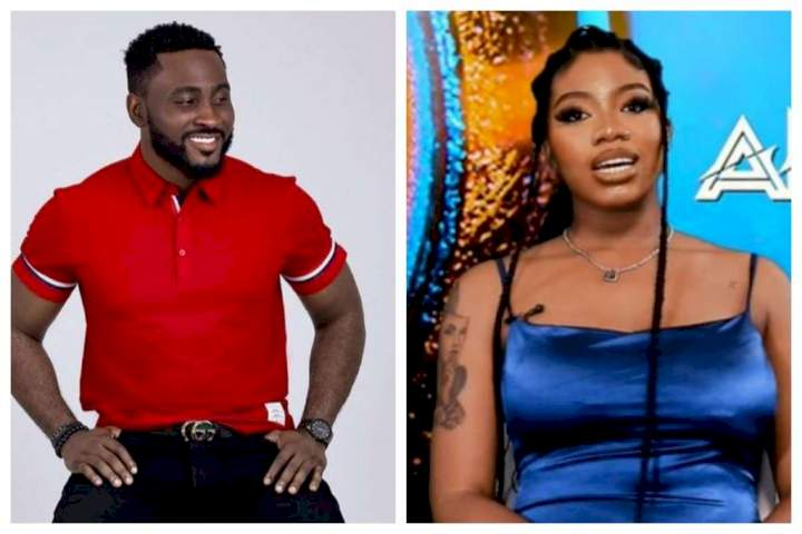 BBNaija: Angel tells Pere how to deal with Saga after 'betraying him'