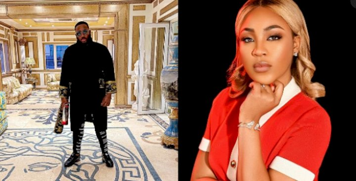 """""""Fighting over me lately, the wahala is too much"""" - Kiddwaya drags ladies fighting over him, Erica reacts"""