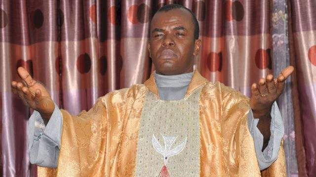 Catholic church bans Mbaka from speaking on political issues