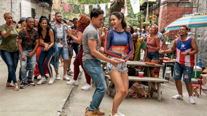 You can watch the first 8 minutes of 'In The Heights' right now (Video)