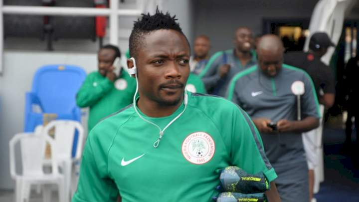 FIFA reduces Ahmed Musa's caps to 98, NFF reacts