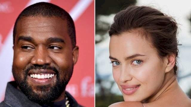 Kanye West And Model Irina Shayk Spark Dating Rumour