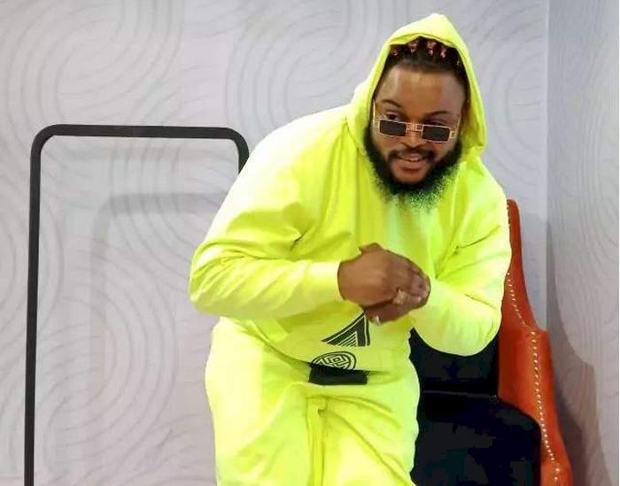 BBNaija winner, Whitemoney hospitalized in Lagos