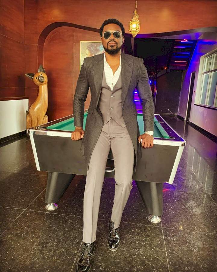 """""""They shot me on the foot, threatened me to shut up"""" - Big Brother Africa star, Tayo Faniran calls out organizers"""