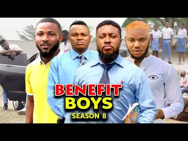 Benefit Boys (2021) Part 8