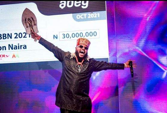 Whitemoney finally opens up on whom he saw as the strongest competition in BBNaija house