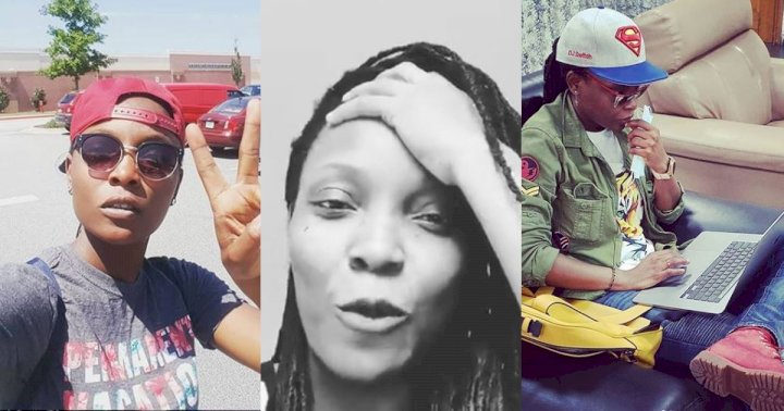 """""""Drink one bottle on my head, the lord will pay"""" - DJ Switch says in appreciation of birthday wishes (Video)"""