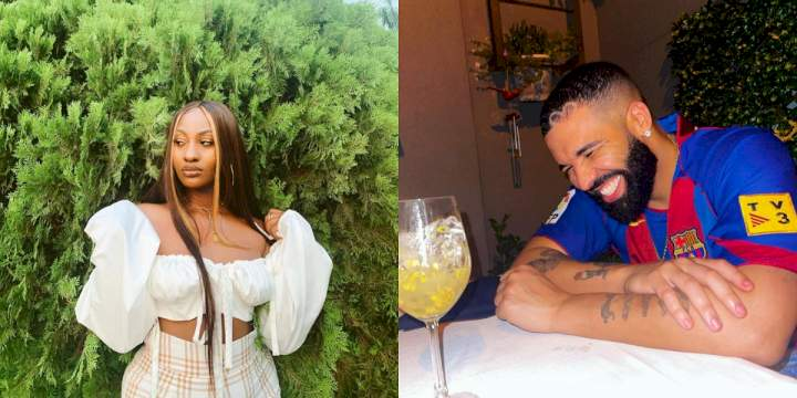 Singer Tems reveals excitement after featuring on Drake's new album