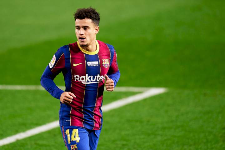 Barcelona 'offer Phillipe Coutinho to Liverpool' in exchange for writing off transfer debt