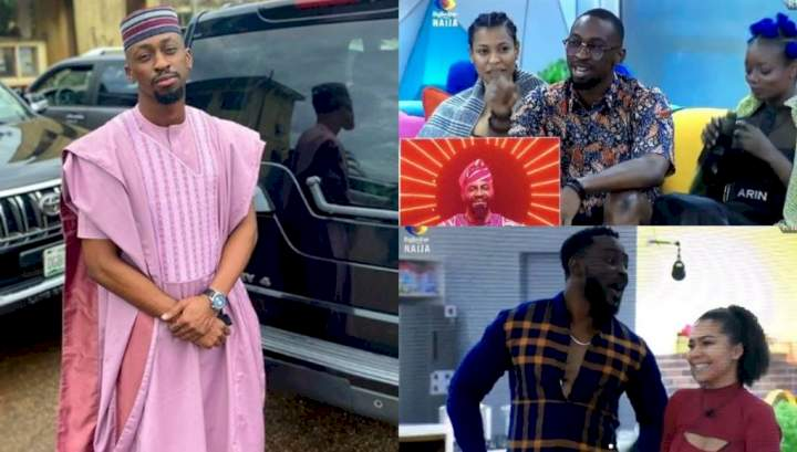 """""""My first suspect was Pere, but he used trust to get it off my head"""" - Saga tells Ebuka (Video)"""
